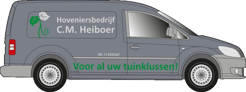 Tuinaanleg in Nieuwegein, Heiboer Hovenier, Marcel Heiboer